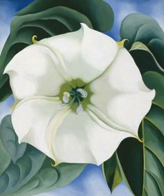 Georgia O'Keeffe Most Famous Paintings | May 27…Georgia O'Keeffe's love of New Mexico » Culture ...