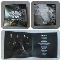 "The Rasmus - Paradise, 7"" Vinyl Single, (Limited Edition, Numbered 038/300)  #therasmus #paradise #rasmus #therasmusparadise #vinyl #limitededition #music #blanik #rmblanik #wearehunters #DarkMatters #therasmusDarkMatters #therasmusvinyle #therasmussingle"