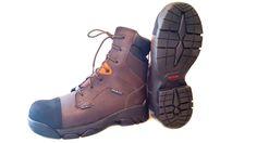 Chaussure de sécurité Wolverine (Brun) 169.99 $ https://centredeliquidationduquebec.com/produit/chaussure-de-securite-wolverine/