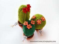 Cactus amigurumi