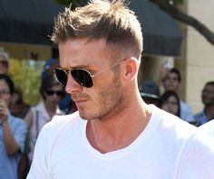 david beckham hairstyle - Google Search