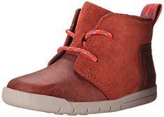 Clarks Infant/Toddler Boys' Crazy Peck Boot,Rust Leather,... https://www.amazon.com/dp/B00T3J08IS/ref=cm_sw_r_pi_dp_x_tJkhAb50PAZ89