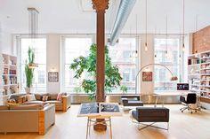 Very creative loft in Soho, NY - Revedecor