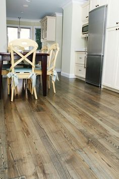 This is the color I want my floors