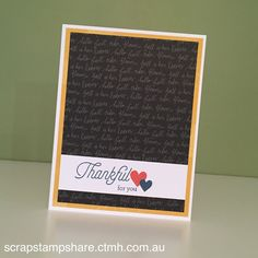 Scrap Stamp Share: CTMH Australasian Blog Hop - S1609 Blessed Beyond Measure…