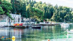 Pretty town near Dubrovnik, Cavtat, Croatia