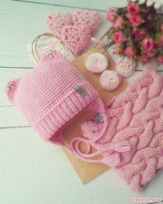 """Большая стопка N2 """"ушастых"""" шляпок-шапок для девчонок и мальчишек"""