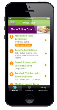 eMeals launches iPhone app! Already hit #1 in the food and drink category!