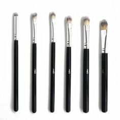 Makeup brush / Eye suit brush / A full set of eye shadow brush Set/Eye shadow brush by taoli. $14.99. style:unique and fashional. Use:Face. Used With:Concealer, Foundation, Shaving Brush,Eye shadow. Brush Material:Synthetic Hair. Color: black. 1:hand made brush set 2.delicate design 3. high quality and good 4:full coverage hair 4.It is an important beauty essential for you 5.It is suitable for each wise customer