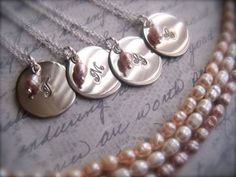 instead of gifts that say something about the wedding/bride, give wedding party gifts specific to them like monogramed necklaces for bridesmaids, they'll probably actually wear it again and it'll still remind them of your special day