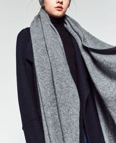 SPECIAL EDITION CASHMERE SCARF-Scarves-ACCESSORIES-WOMAN | ZARA United States