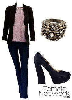 Mix and Match: 8 Closet Staples, 20 Stylish Outfits   Fashion and Beauty   FemaleNetwork.com
