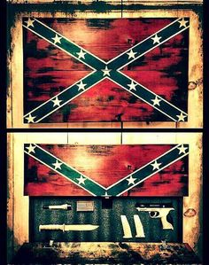 Rough Country Rustic Furniture & Decor - Flags