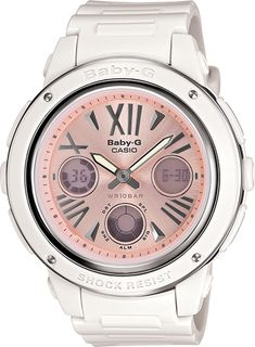 Baby G White Series Women's Watches.