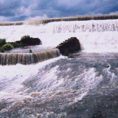 Okmulgee spillway , (memories)
