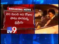 Cabinet to finalize Rayala Telangana