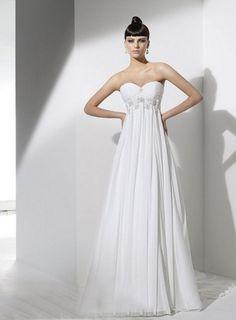 elegante-traje-de-novia-de-corte-imperio.jpg (400×544)