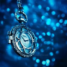blue aesthetic Time Stands Still by ~ShadowinLight on deviantART Ravenclaw, Hogwarts, Image Bleu, Bokeh Photography, Photoshop Photography, Images Esthétiques, Harry Potter Aesthetic, Wow Art, Himmelblau