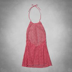 Lace Swim Cover-Up $27