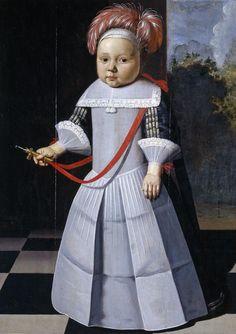 Jan Jansz. de Stomme (1615, Franeker – 1658, Groningen), was a Dutch Golden Age portrait painter. Portrait of a boy, 1657 - Groninger Museum