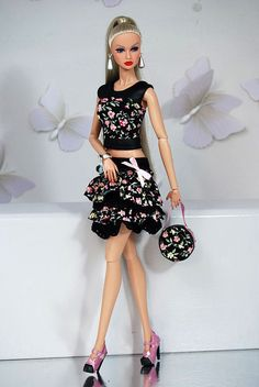 Designed for Poppy Parker by Habilisdolls | por dolls&fashion