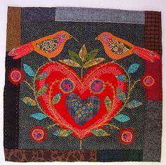 Thread and Thrift: Valentine