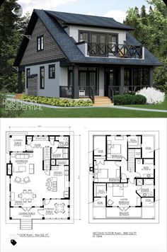 House Plans One Story, Small House Plans, Home Design, Architecture Design Concept, Architecture Definition, Architecture Images, Architecture Student, Architecture Portfolio, Gothic Architecture