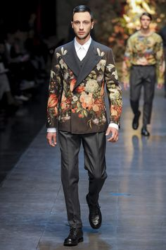 Dolce & Gabbana Joins London Collections: Men line-up