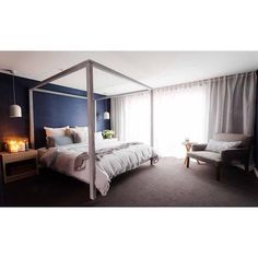 @darrenanddeanne bedroom from The Block -  i m o g e n