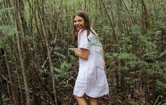 Forest White Dress, Journal, Dresses, Fashion, Vestidos, Moda, Fashion Styles, Dress, Fashion Illustrations