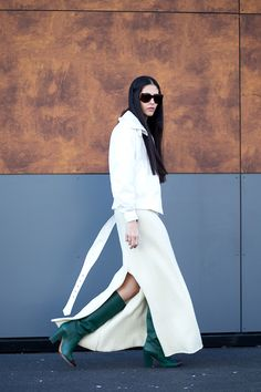 Gilda Ambrosio #GildaAmbrosio | The Street Clique: Paris Style