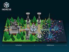 LEGO Ideas - INGRESS. The Game.