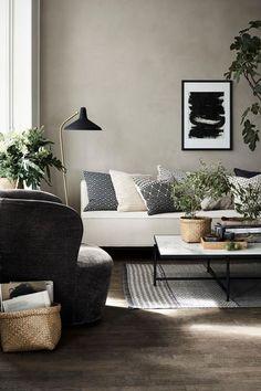 Tapis à motif en coton, 140 x 200, 69,99 euros chez H&M Home.