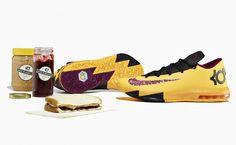 "online store 922e3 3e67b Nike KD VI ""Peanut Butter  amp  Jelly"" Official Images Nike Kd Vi,"