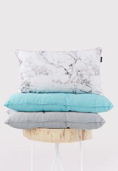 Cushions.
