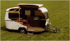 1000 ideas about caravane eriba on pinterest for A l interieur trailer