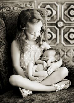 Cute em will be 5 when she becomes a big sis perfect pic idea
