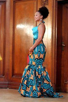 miss-Cameroon -UK ~African fashion, Ankara, kitenge, Kente, African prints, Senegal fashion, Kenya fashion, Nigerian fashion, Ghanaian fashion ~DKK