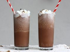 Рецепт шоколада с ликером и ромом