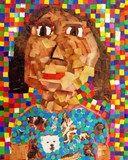 Mosaic Self Portrait