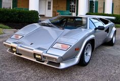 1982 Lamborghini Countach 5000S