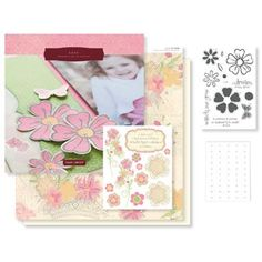 Lucy Kit available until July 31st. $29.95 comes with Full Paper pack embellishments and Stamp set