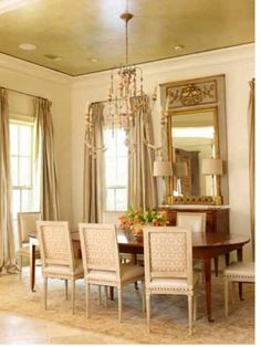 Dining room by Alix Rico Bean Recipes, Diet Recipes, Healthy Recipes, Elegant Dining Room, Beef Casserole, Quick And Easy Breakfast, Salad Bar, Smoothie Diet, Quick Meals