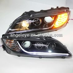 1.Lamp Type: Projector Lens 2.Voltage: 12V 3.Auto Head light 4.Can be used in MAZDA 6 2004-2011 year 5.LED head lamp