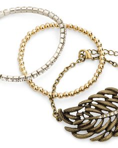 The Natural Wonder Bracelets by JewelMint.com, $29.99