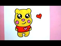 KAWAII APFEL SELBER MALEN :) - YouTube