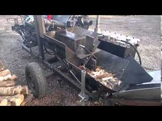 Firewood Processor, Stump Grinder, Chainsaw Mill, Log Splitter, Logging Equipment, Wood Tools, Homesteading, Woodworking Projects, Cabin