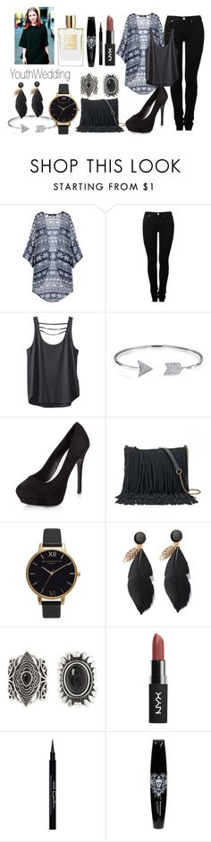 """YouthWedding"" by meliiissav ❤ liked on Polyvore featuring MM6 Maison Margiela, Kavu, Bling Jewelry, New Look, SONOMA Goods for Life, Olivia Burton and Givenchy"