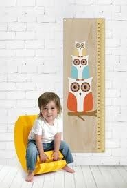 diy fabric growth chart - Google Search