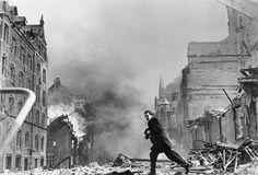Bombing, Maglekildevej, Frederiksberg (March 1945)